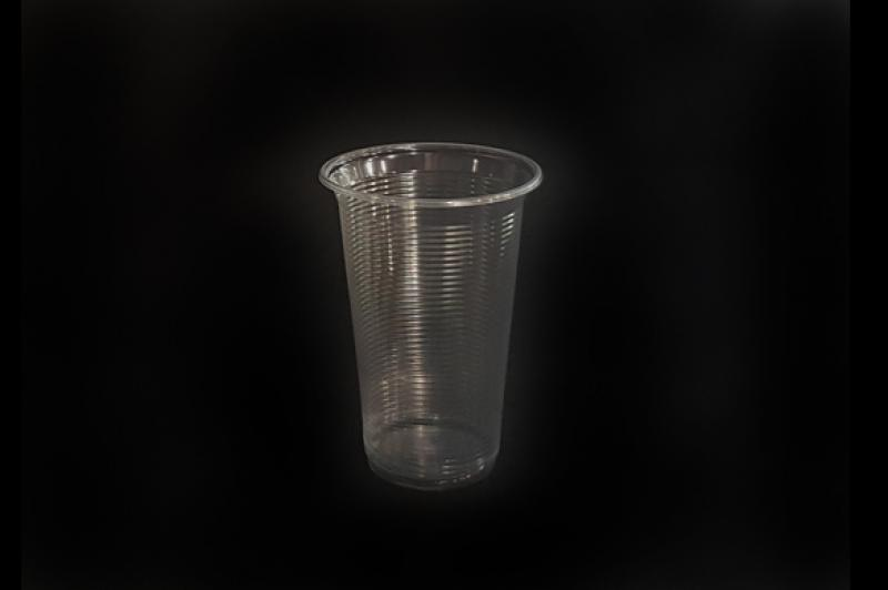 Glass single use 200ml
