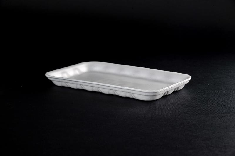 Absorbent polystyrene container 73A