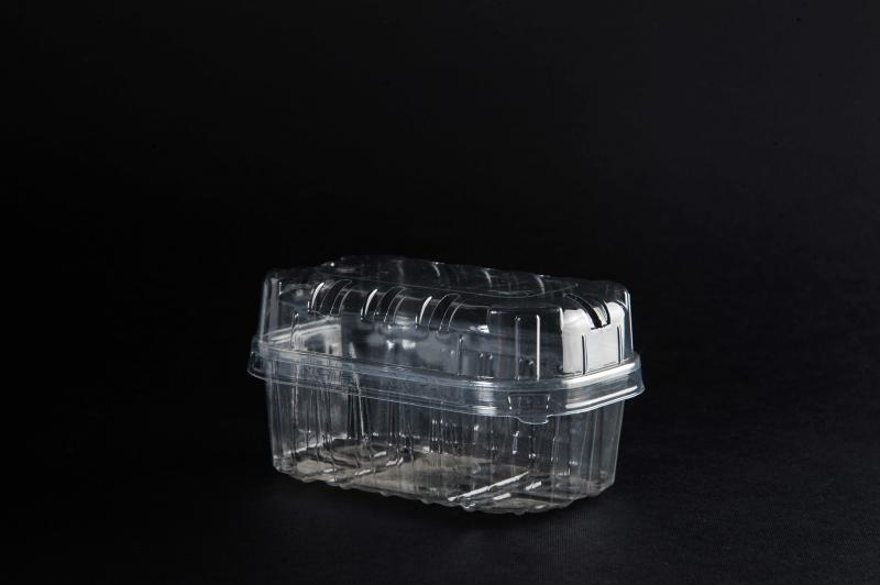 Fruit container with a lid 250ml